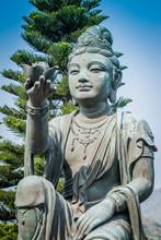 Po Lin Kloster, Lan Tau Island, Hongkong