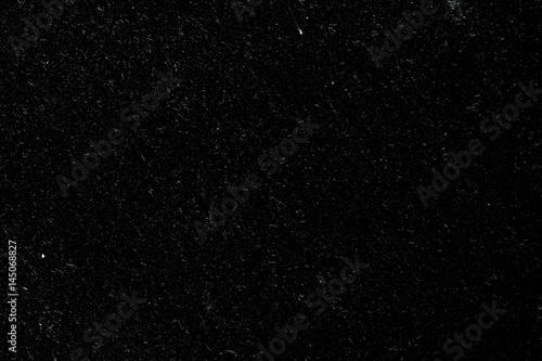 Fotografie, Tablou grain dust scratches on black background