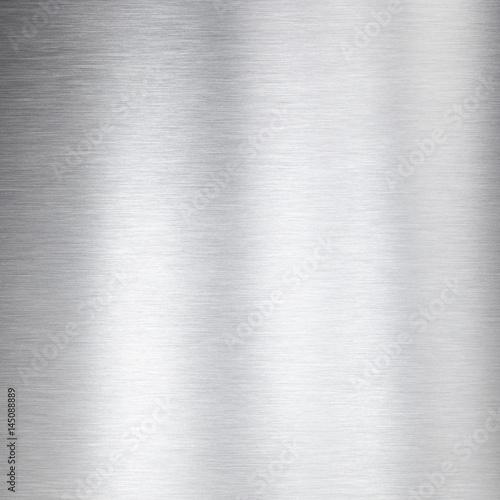 Türaufkleber Metall fine metal texture