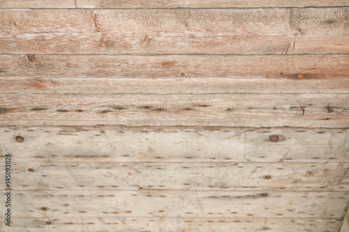 Garden Poster Wood Abstract backgrounds Pictures. Textured background old wooden boards. Wooden texture