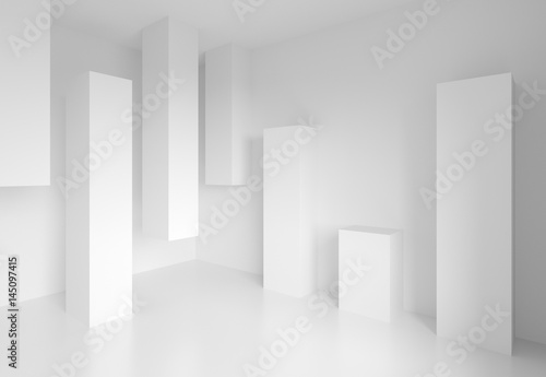 Photo Abstract Architecture Design