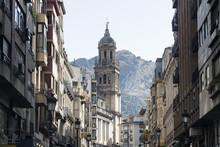 Jaen (Andalucia, Spain): Old Street