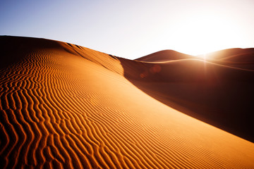 Fototapeta Sahara, Desert, Morocco