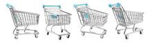 Shopping Supermarket Cart, CLI...