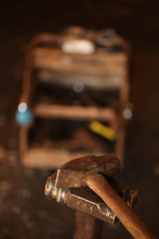 A Farriers Tools