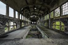 Factory Abandoned