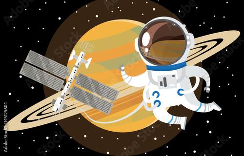 astronauta-i-orbita-stacji-kosmicznej