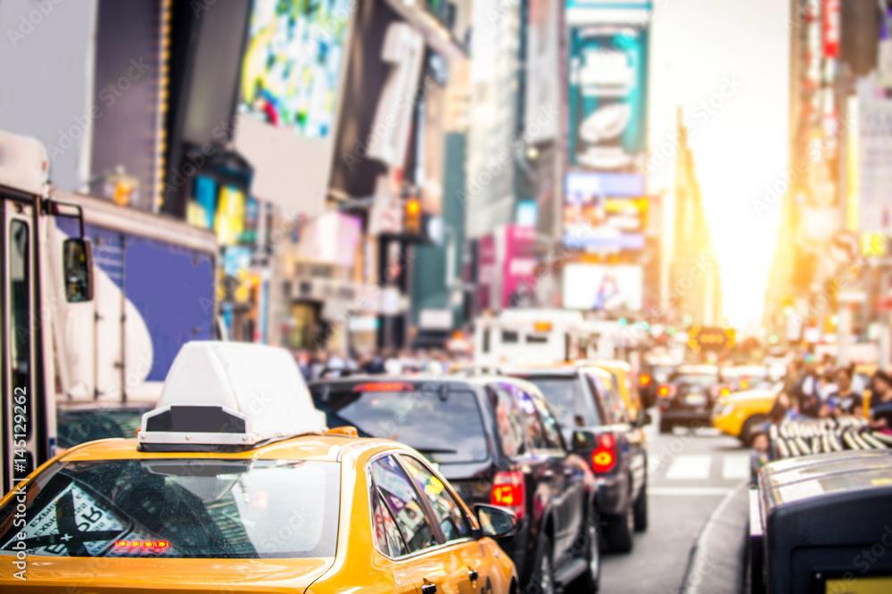 Fototapeta Times Square, Manhattan