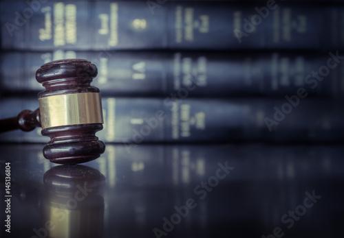 Fototapeta Legal law concept image obraz