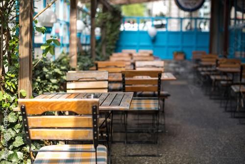Fotografía  Restaurant terace