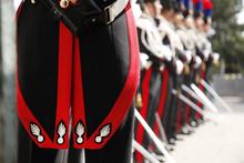 Dettaglio Divisa Da Carabinier...