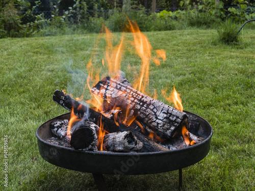 Feuerschale Fire Bowl Kaufen Sie Dieses Foto Und Finden Sie