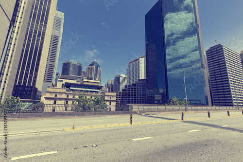 Staande foto Los Angeles Australia Sydney cityscape