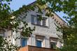 facades of south german city