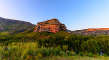 South Africa Drakensberge Gold...