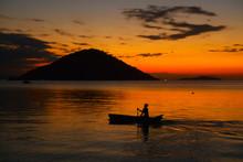 Fishermans On Lake Malawi - M...