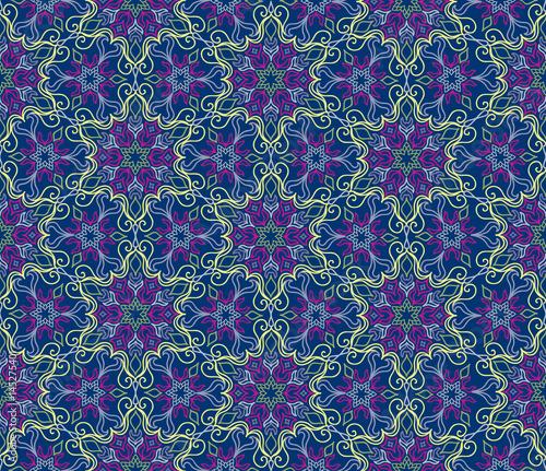 kwiatowy-wzor-rozkwitac-kafelkowy-orientalny-etniczny-backgrou