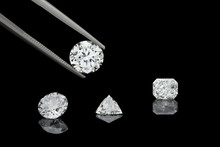 Loose Brilliant Diamonds, Roun...