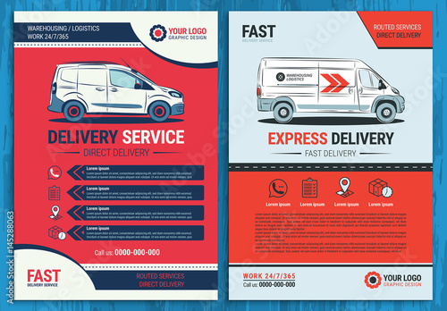 Automotive Services Flyer Layout 5 Buy This Stock Template And