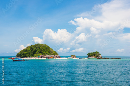 Foto op Aluminium Eiland Koh Khai island Phuket island middle of the sea