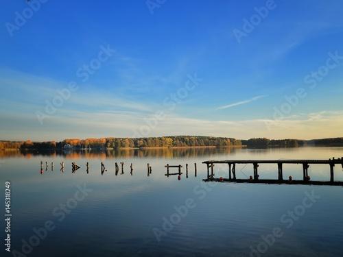 Jezioro na Warmii