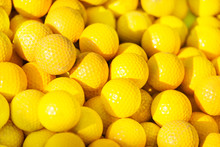 Close-up Picture Of Yellow Gol...