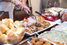 Turkey Carving Dinner