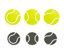 Tennis Balls Set