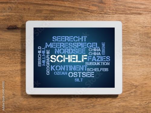 Fotografie, Obraz  Schelf