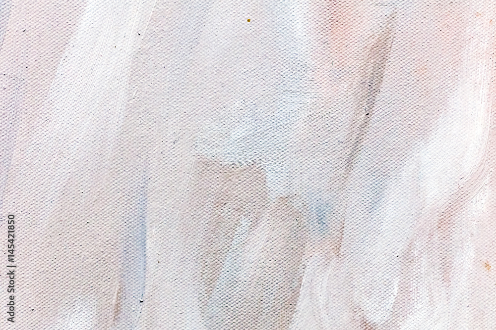 Fototapety, obrazy: abstract hand painted grunge canvas background