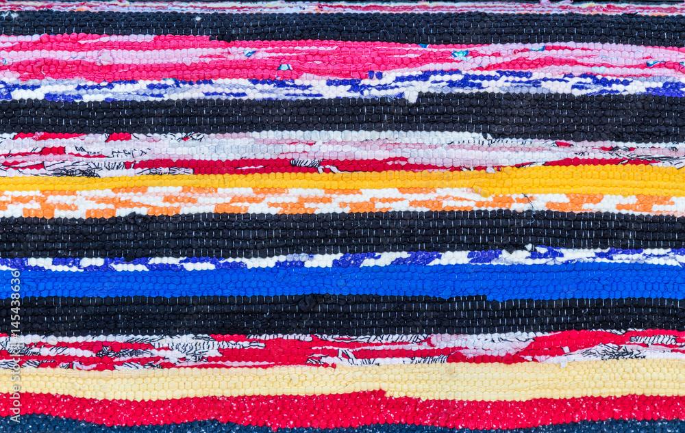 Fototapety, obrazy: Fundo de tecido colorido.