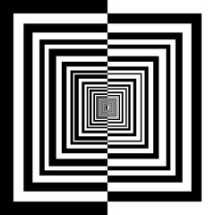 Fototapetablack and white squares
