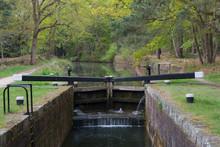 Basingstoke Canal Lock: A Lock...