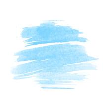 Vector Hand Drawn Watercolor B...