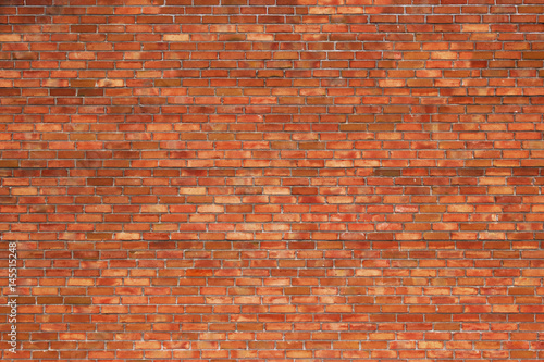 Fototapeta Antique brick wall texture stone facade of the building obraz na płótnie