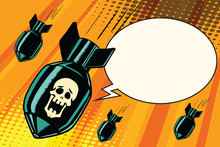 Mass Bombing, Shouting No Skeleton