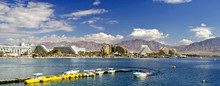 View On The Gulf Of Aqaba From...