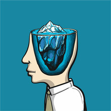 Glacier Of Conscious And Subco...