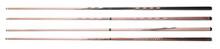 Billiard Cue Sticks On White B...