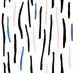 Tapeta Abstract Shapes Pattern