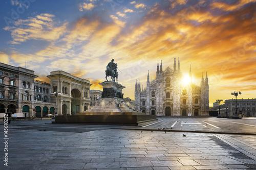 Poster Milan Milano spirit