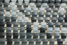 Seats, Empty Places Rows