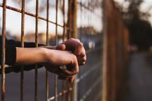 Hands In Jail