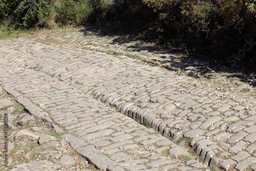 Photo Oppidum Ambrussum Voie Domitienne Pont Ambroix