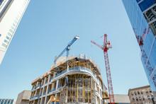 Construction Of A High-rise Bu...