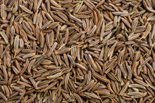 Cumin Seed Dry Aromatic Spice, Food Background