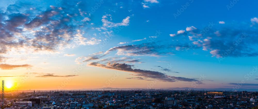 Fototapety, obrazy: 都市風景 日本 住宅街