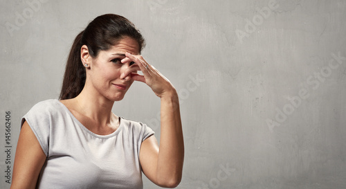 girl disgusted face expression buy this stock photo and explore
