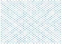 カラフルなドットパターン