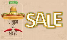 Sombrero Cinco De Mayo Chili V...